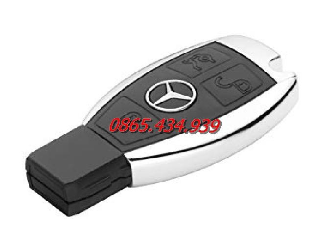 Chìa khóa remote Mercedes E250