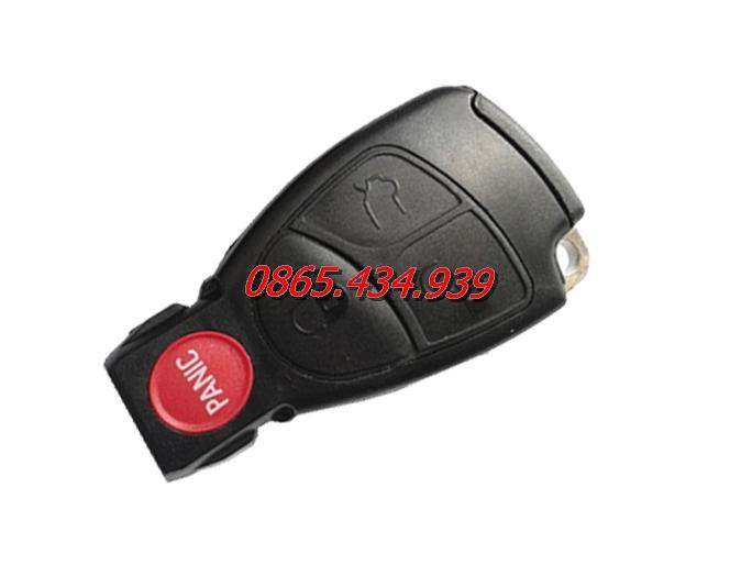 Chìa khóa remote Mercedes E240