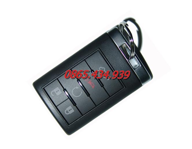 Chìa khóa Cadillac STX