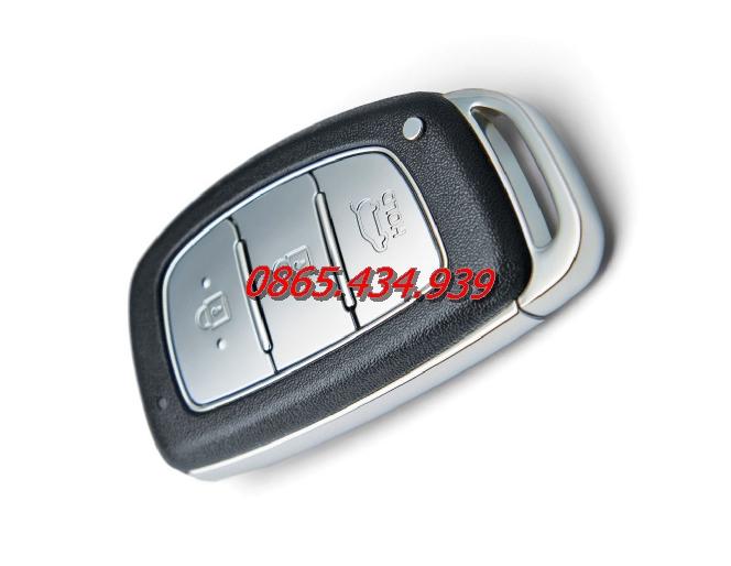 Chìa khóa Smartkey Hyundai i10