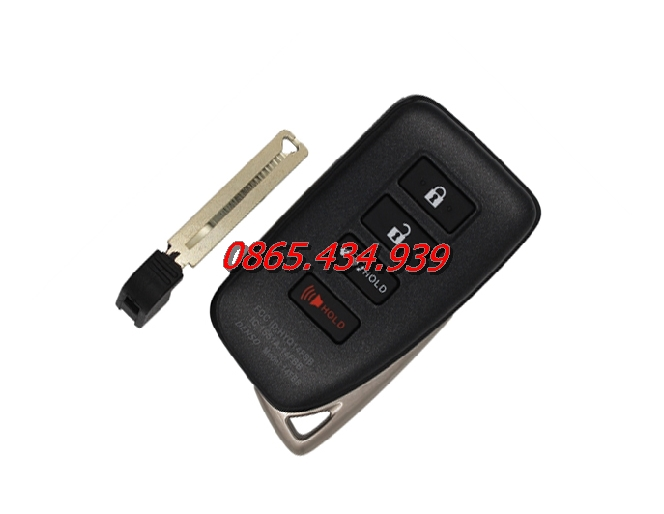 Chìa khóa Smartkey Lexus RC350