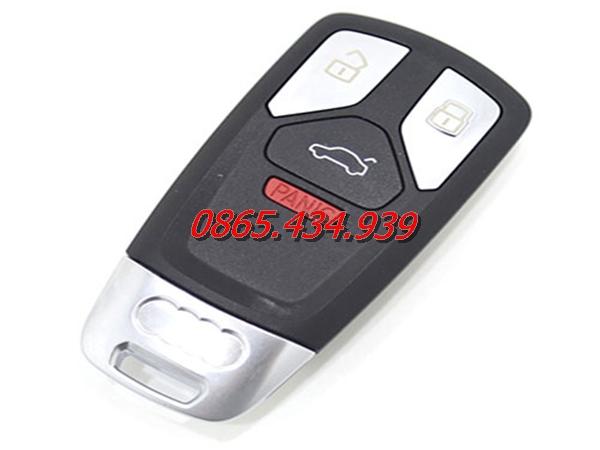 Chìa khóa Smartkey Audi 2018