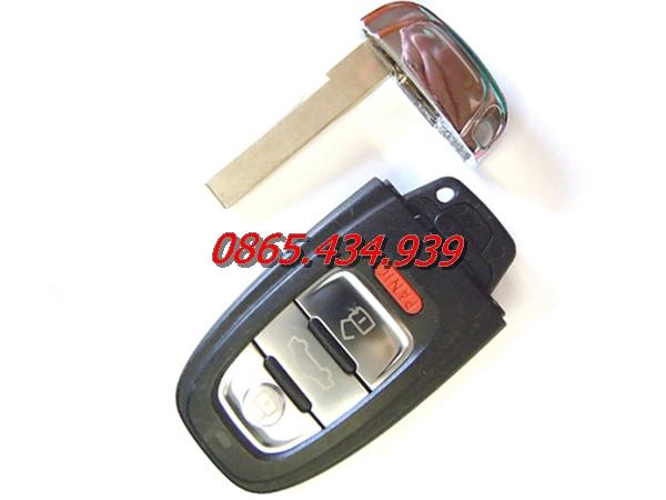 Chìa khóa Smartkey Audi Q5