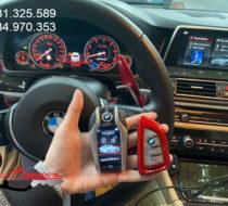 chìa khóa display BMW